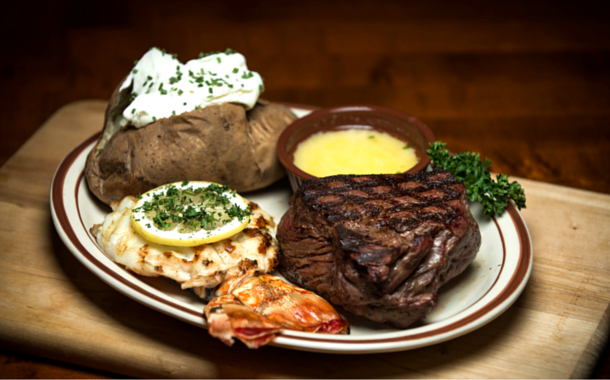 The Grilled Surf and Turf