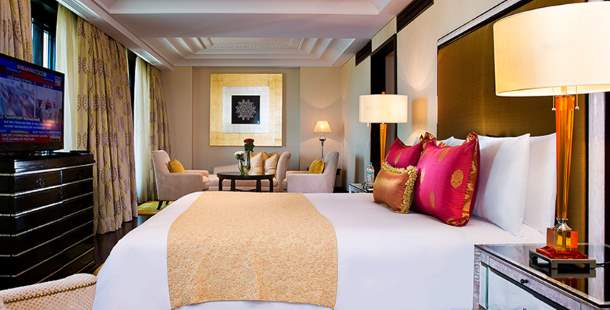 The Leela suite, Chennai