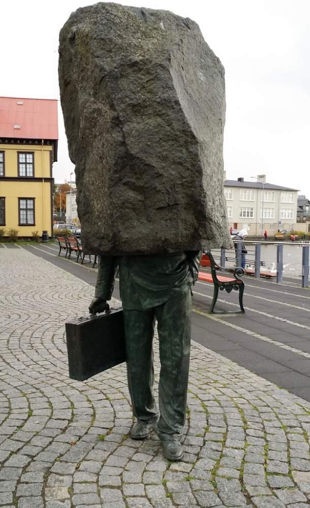 The Unknown Bureaucrat, Iceland