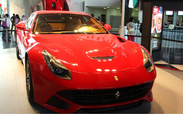 The Ferrari Car Gallery