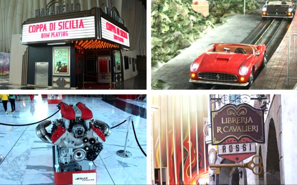 The Ferrari Other Entertainment
