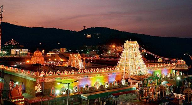 Tirumala-Sri-Venkateswara-Temple