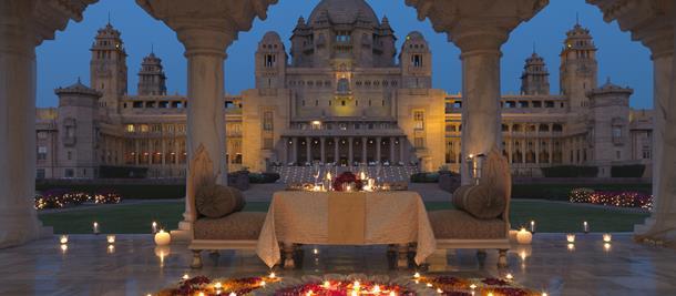 Umaid Bhavan Palace, Jodhour, Best Hotel TripAdvisors Award