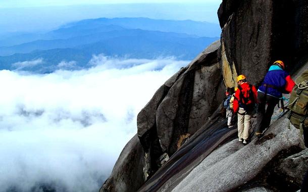 Via Ferrata, Mount Kinabalu