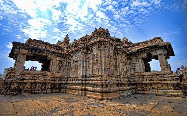 Virupaksha Temple Pattadakal Karnataka