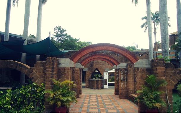 Visitors Centre, Auroville