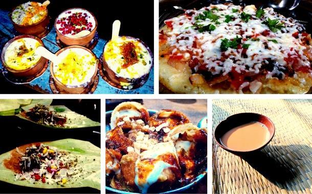 Yummy street food of Varanasi