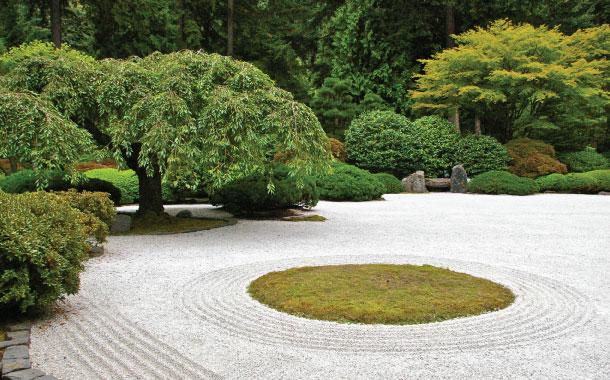 Zen Gardens in Japan