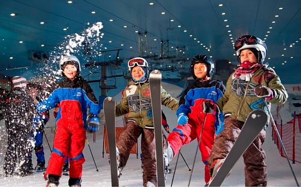 Ski Dubai - Skiing in Dubai