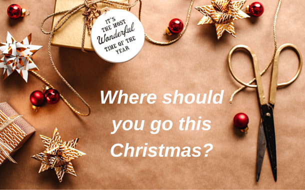 Where should you go this Christmas