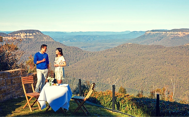 Echoes Restaurant, Blue Mountains