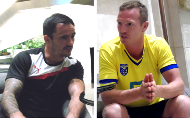 KBFC Player Interview - Chris Dagnall and Peter Ramage