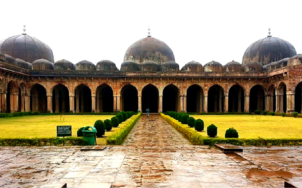 Nostalgia Of Lost Love At Mandu