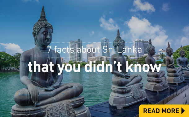 7 facts about Sri Lanka that you didn't know