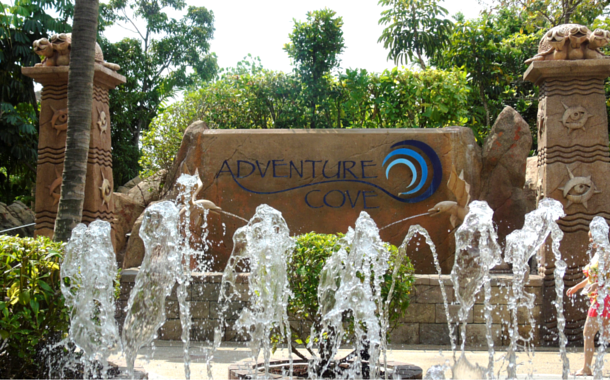 Adventure Cove Water Park, Singapore
