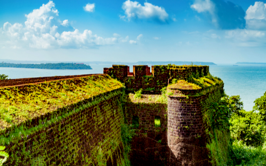 Aguada Fort - North Goa