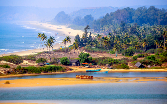 Beach in Goa