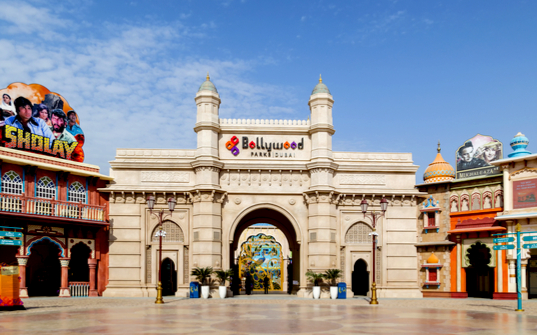 Bollywood Parks in Dubai Parks & Resorts