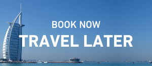 Book your Dubai Visa now & Travel later