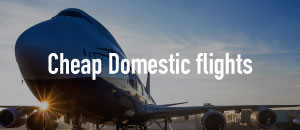 Cheap Domestic Flights