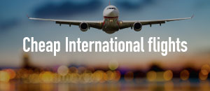 Cheap International Flights