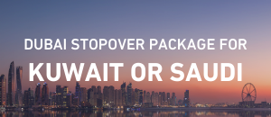 Dubai Stopover Package