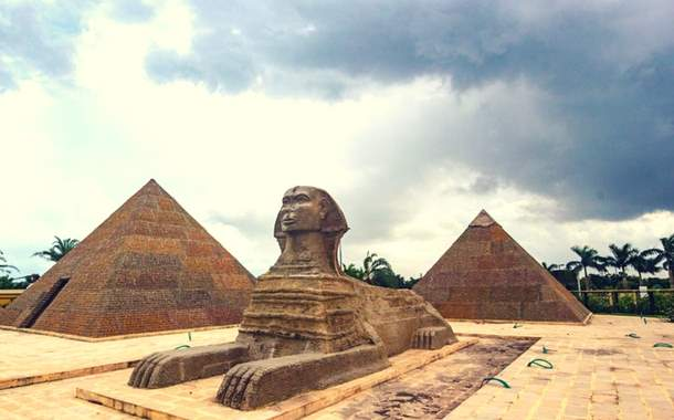 Great Pyramid of Giza, Eco Park