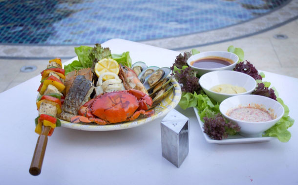 Hua Hin sea food
