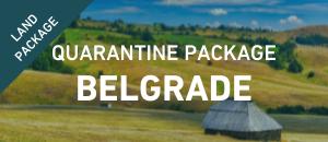 Belgrade Stopover Package