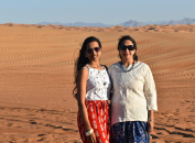 Pavithira & Balasaraswathy Dubai Holiday Package