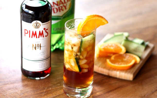 Pimm's Cup UK