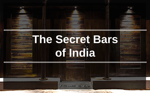 Speakeasy restaurants found in Inida