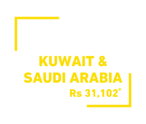 Stopover in Dubai for Saudi Arabia and Kuwait residents!