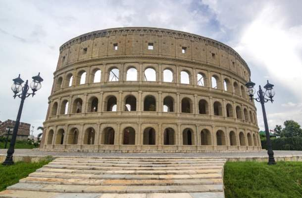 The Colosseum, Eco Park